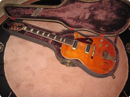 Gretsch Roundup 1955 Orange