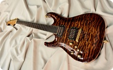 MacPherson The Pagan 2015 Antique Burst