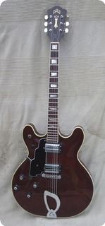 Guild Sf4 Starfire Iv Lefty 1979 Wine Red
