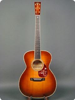 Blazer & Henkes Om 45 Deluxe Flame Maple Custom 2011 Sunburst