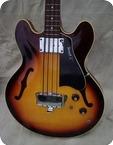Gibson EB 2 EB2 1968 Sunburst