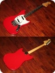 Fender Mustang 1964 Red