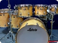 Ludwig USA Classic Maple Exotic Birdseye Maple 2015 Birdseye Maple High Gloss