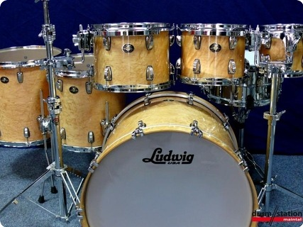 Ludwig Usa Classic Maple Exotic