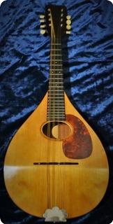 Martin Style A Mandolin 1921 Natural