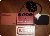 Mxr Limiter 1980 Red Box