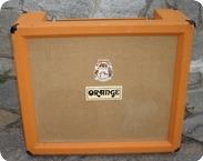 Orange OR120 Combo 1976 Orange