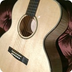 Huss Dalton MJ Custom 2015 Natural