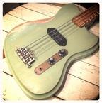 Vuorensaku Mama Bass T. 2015 NCAged Turquoise