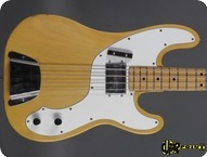 Fender Telecaster Bass 1974 Blond