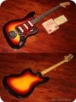 Fender Bass VI FEB0301 1963