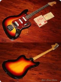 Fender Bass Vi   (#feb0301) 1963