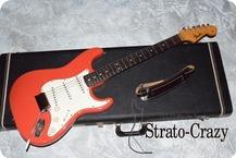 Fende Stratocaster 1965 Fiesta Red