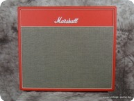Marshall Clone Of Marshall 1974X Red