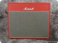 Marshall Clone Of Marshall 1974X Red