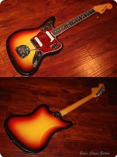 Fender Jaguar  (#fee0837) 1966