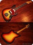 Fender-Jaguar  (#FEE0837)-1966
