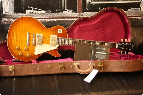 Gibson Shadows Of 59 Les Paul 2014