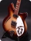 Rickenbacker 3606 Toaster 2004 Montezuma Brown