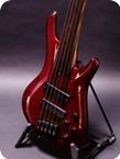 Roscoe Basses LG 3005 2004 Flammed Dark Red