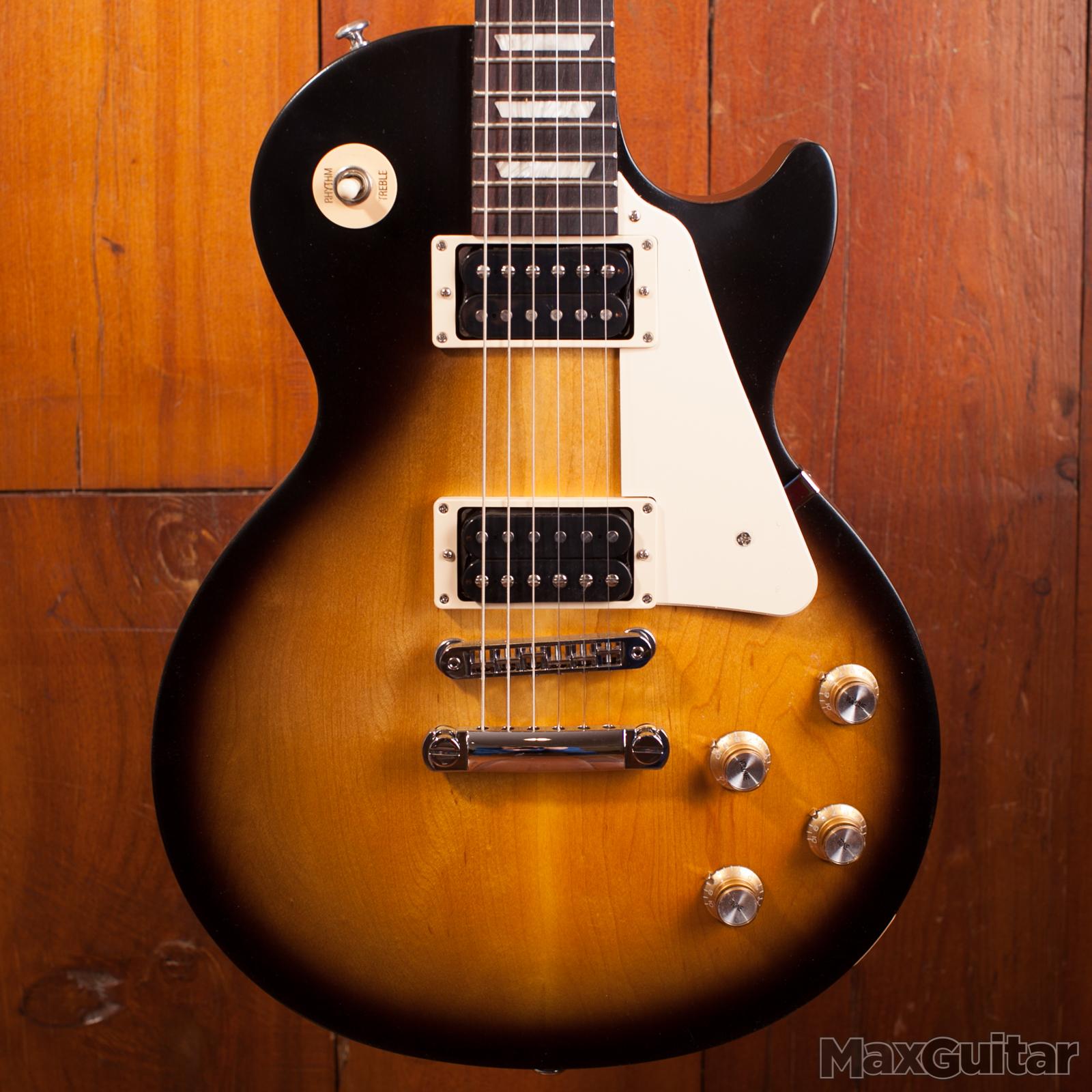 Gibson Les Paul 2016 Vintage Sunburst ...