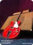 Fender Coronado II 1966 CAR Burst