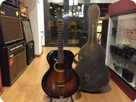 Gibson L4 1928 Sunburst