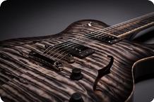 Nik Huber Guitars Rietbergen Charcoal Burst