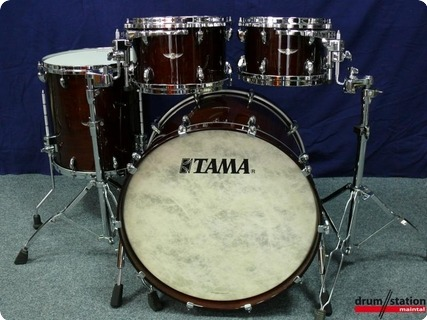 Tama Star Walnut Shellset 2015 Dark Mocha Walnut (high Gloss)