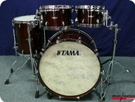 Tama Star Walnut Shellset 2015 Dark Mocha Walnut High Gloss