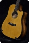 Rozawood Custom DREADNOUGHT Cutaway BRW Bs 2015 Nitrocelluloselacquer Natural