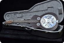 Rozawood SQUARENECK RESONATOR IRW Boby 2015 Nitrocellulose Lacquer Natural