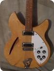 Rickenbacker 33012 330 12 12 Strings 1977 Mapleglo