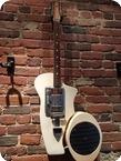 Wandre Bikini Guitar Amp Bizarre Guitar 1961 White