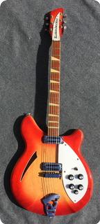 Rickenbacker 360 Fireglo 1967 Fireglo