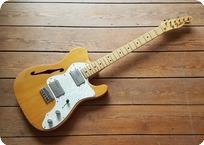 Fender Telecaster Thinline II Deluxe 1974