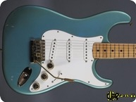 Fender Stratocaster The Strat 1980 Lake Placid Blue