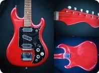 WEM WEM Rapier 33 1963 Red
