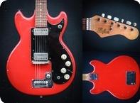 Hofner Colorama II 1962 Red