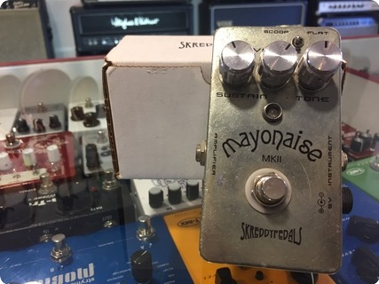 Skreddy Pedals Mayonaise