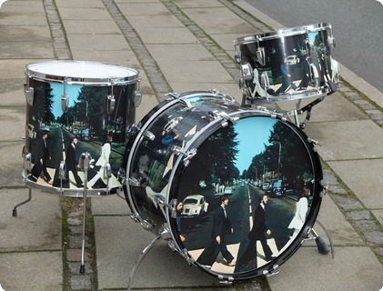 Ludwig Vintage 1970 Custom Abbey Road