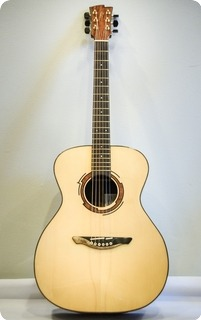 Pd Guitars Omv 2015 Natural