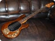 Music Man Stingray 1980 Brown Chestnut