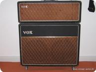 Vox AC 30 Black Tolex