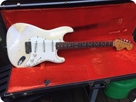 Fender Stratocaster 1966 Olympic White