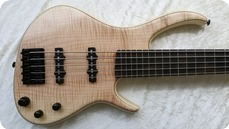 Shuker Custom Horn 5 Bass 2015 Natural Flamed Maple