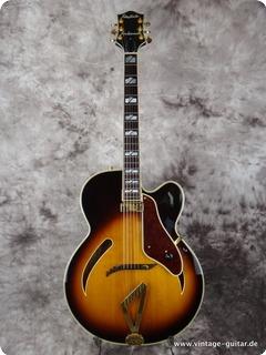 gretsch g400c synchromatic 1999 sunburst guitar for sale vintage guitar oldenburg. Black Bedroom Furniture Sets. Home Design Ideas