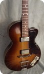 Hofner Club 50 1962 Violin Burst