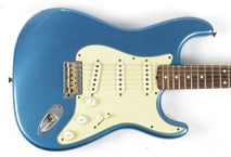 Fender Custom Shop Stratocaster 1959 Relic Limited Edition 2006 Lake Placid Blue