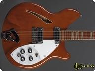 Rickenbacker 360 1974 Walnut